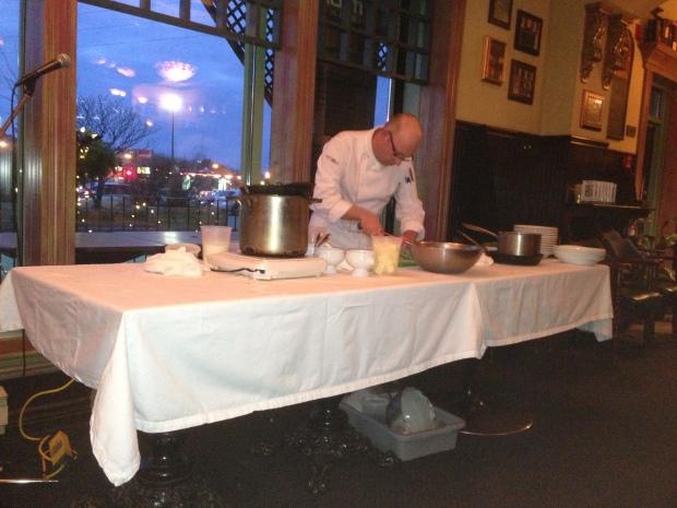 Chef Sean Kettley