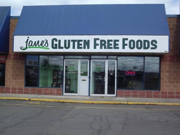Jane's Gluten Free